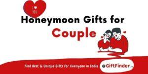 Honeymoon Gifts for Couple