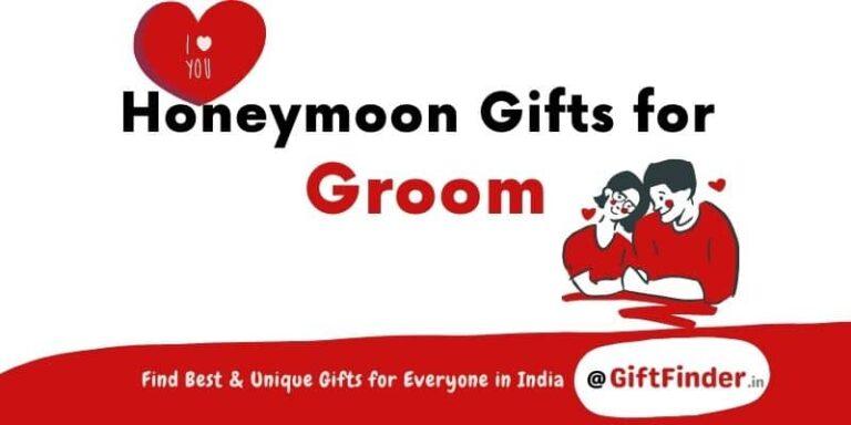Honeymoon Gifts for Groom