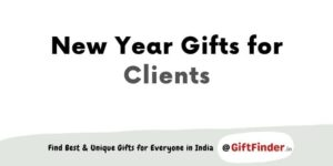 New Year gifts for clients