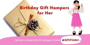 birthday gift hampers for her