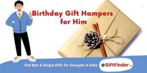 birthday gift hampers for him