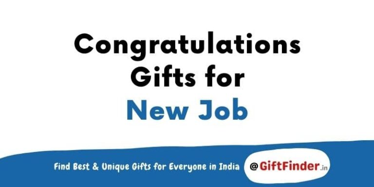 congratulations gifts for new job
