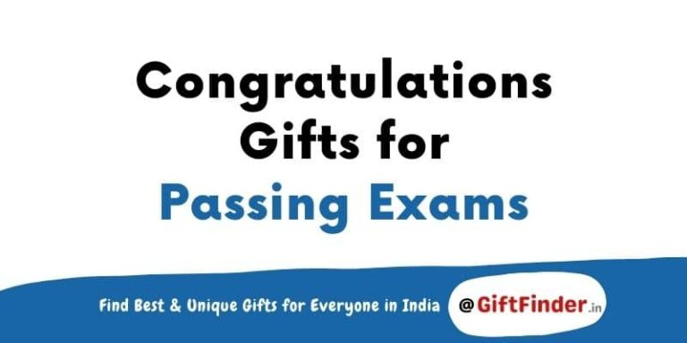 congratulations gifts for passing exams