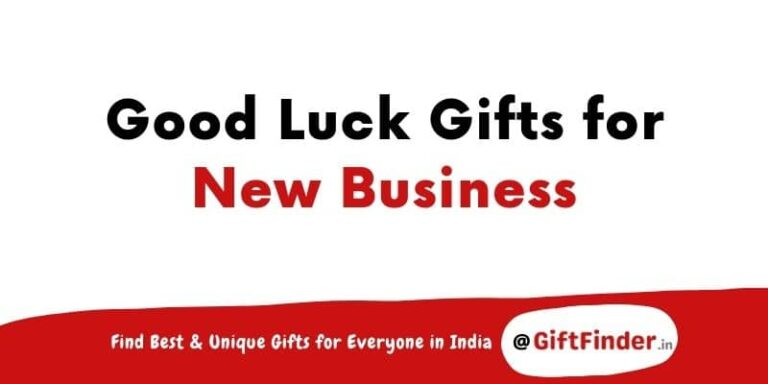 good luck gifts for new business