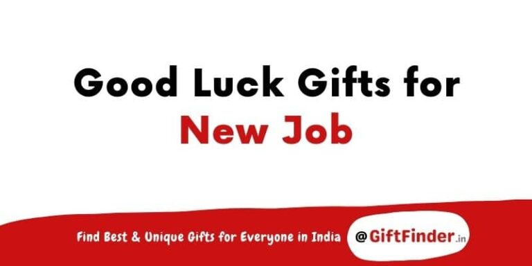 good luck gifts for new job