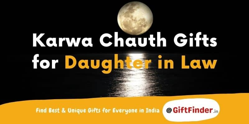 karwa chauth gifts for daughter in law