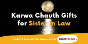 karwa chauth gifts for sister in law