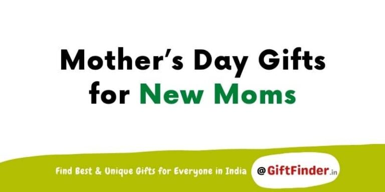 mothers day gifts for new moms