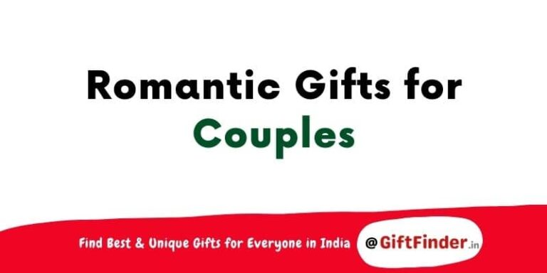 romantic gifts for couples