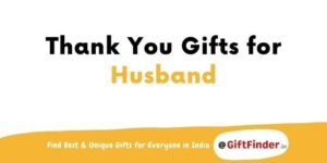 thank you gifts for husband