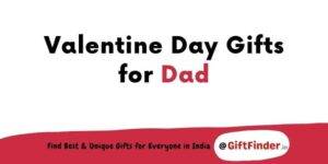 valentine day gifts for dad