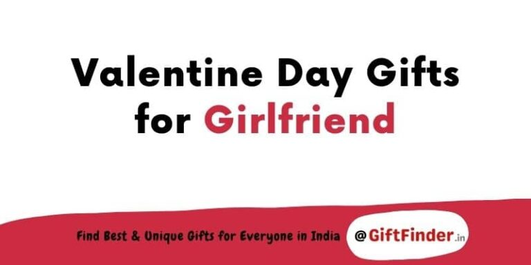valentine day gifts for girlfriend
