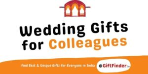 wedding gifts for colleagues